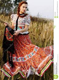 traditional costume clipart hungarian pencil and in color