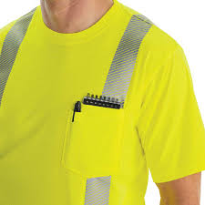 Construction High Visibility Clothing Hi Vis Safety Shirts Red Kap Construction