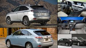 lexus sport utility 2010 lexus rx all years and modifications with reviews msrp ratings