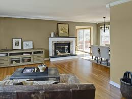 popular interior brown paint colors for living room popular