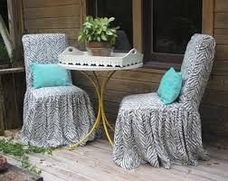 parsons chair slipcover chair slipcover etsy