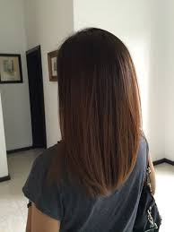 how to cut hair straight across in back best 25 straight haircuts ideas on pinterest medium straight