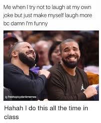 Trying Not To Laugh Meme - when laughter cleanses the soul