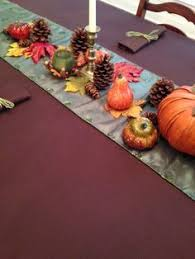 a happy thanksgiving with a beautiful table from traditions
