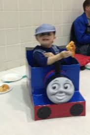Thomas Train Halloween Costume 2t Quick Easy Halloween Costumes