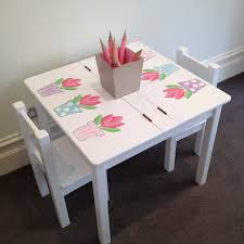 desk and chair set tulip table and chair set children zoom