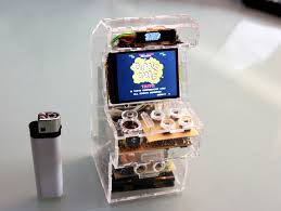 raspberry pi mame cabinet sprites mods raspberry pi micro arcade machine intro