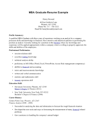 Sample Resume For Mba Application by Recent Mba Resume Sample Recent Mba Resume Sample Fresher Hr
