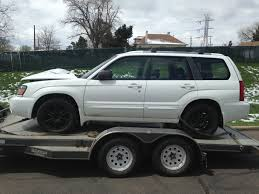 subaru xt 2005 subaru forester xt automatic part out 100k the subie recycler