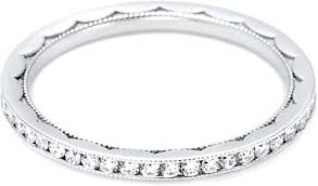 tacori crescent engagement ring tacori crescent and milgrain engagement ring 4415
