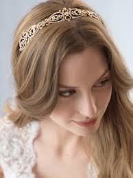 gold headbands vintage gold headband shop wedding headpieces usabride