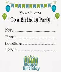 create birthday invitation cards image collections invitation