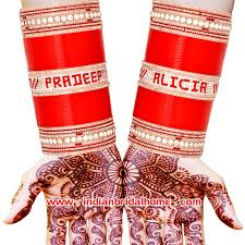 wedding chura with name bridal name bangles set wedding name chura designs in color