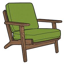 Wooden Chair Clipart Png Furniture Illustration Drawings Of Classic Furnishings