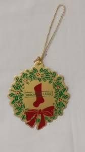 uc brass ornament union college