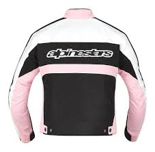 pink motorcycle jacket alpinestars stella t dyno air mesh jacket cycle gear