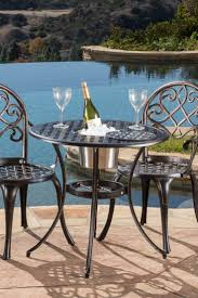 Overstock Patio Dining Sets by Bistro Tables For Outdoor Dining Overstock Com