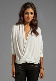 white wrap blouse my style hochstein s white blouse wrap blouse wraps