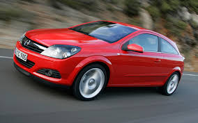 opel astra 2005 red opel astra 2005 image 121