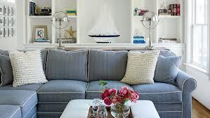 coastal livingroom family friendly maine cottage coastal living
