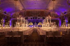 elegant wedding at the pierre dejuan stroud inc event design