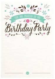 template for making birthday invitations birthday party invitations cool birthday invitation template ideas