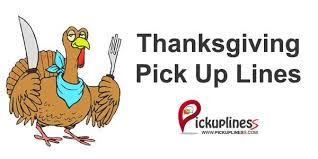 thanksgiving up lines pickupliness