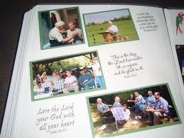 50th wedding anniversary photo album best 25 anniversary scrapbook ideas on one year