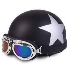 Helm Catok helm catok retro motor klasik model black semarang kota