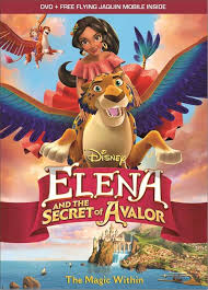 elena avalor dvd press release elena secret