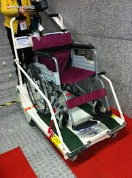 wheelchair stair climber with machines innovative wheelchair