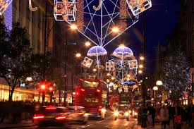 Christmas Light Pictures What Time Did Oxford Street U0027s Christmas 2017 Lights Get Switched