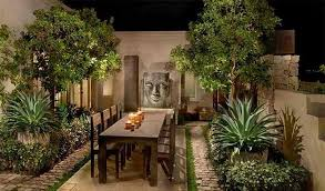Gorgeous Asian Inspired Patio Designs Rilane - Asian backyard designs
