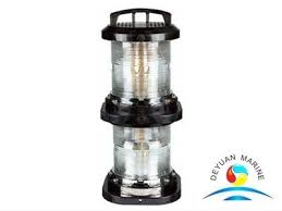double deck marine electric equipment led boat navigation lights