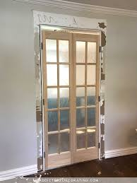 How To Hang Prehung Interior Doors Bifold Closet Doors Installation Prehung Interior Frosted