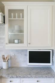 appliance under the cabinet tv for the kitchen easy under kitchen lcd tv under cabinets kitchen tvs and kitchens best cabinet for the kitchen