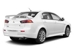 2011 mitsubishi lancer price trims options specs photos
