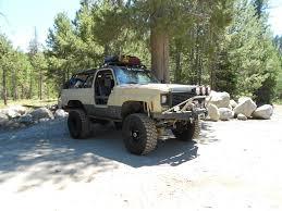 4 door jeep rock crawler for sale 1976 built k5 blazer street rock crawler bay area ca