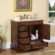 Contemporary  Inch Bathroom Vanity  Fabulous Ideas  Inch - 36 inch single sink bathroom vanity