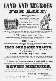 history of black friday slavery slavery ncpedia