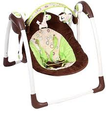 portable baby swing with lights souq bouncer mastela deluxe portable swing swing baby automatic