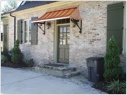 Building An Awning Over A Door Exceptional Exterior Door Awning 3 Front Door Awning Ideas Home