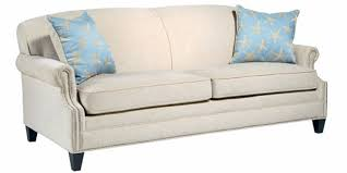 Queen Sleeper Sofa by Queen Sleeper Sofa W Rolled Arms And Nail Heads Club Furniture