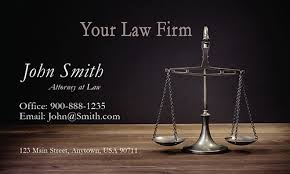 Lawyer Business Card Design Simple Classic Court House Legal Business Card Design 401051