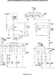 1988 jeep cherokee ignition wiring diagram 1988 wiring diagrams