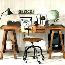 Office Desk San Antonio Rustic Office Furniture Rustic Industrial Desk Rustic Office