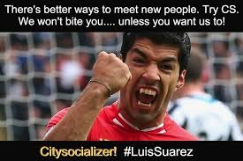Suarez Bite Meme - what are some good memes tweets or facebook posts about luis