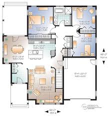 house plans hous plan drummond house plans single story plans de maison blueprint homes floor plans drummond house plans