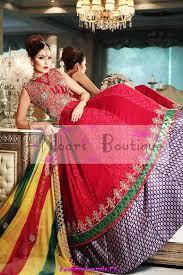 noorz boutique women mehndi dresses 2012 fashion 2017