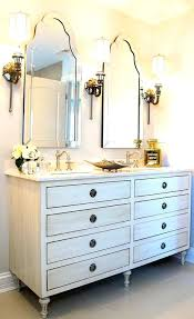 antique white bathroom mirror antique bathroom vanity mirrors
